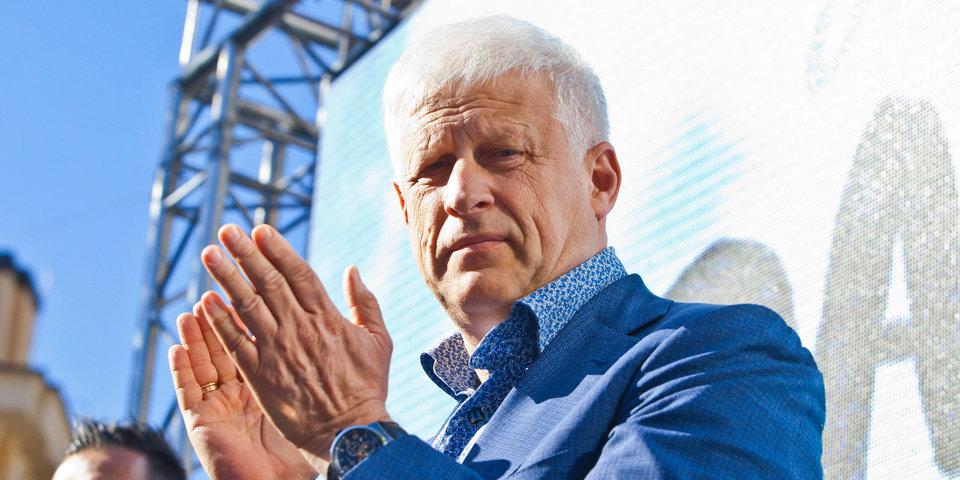 Сергей Фурсенко: «Новый стадион «Зенита» уже поставил рекорд посещаемости, будем работать над новыми!»