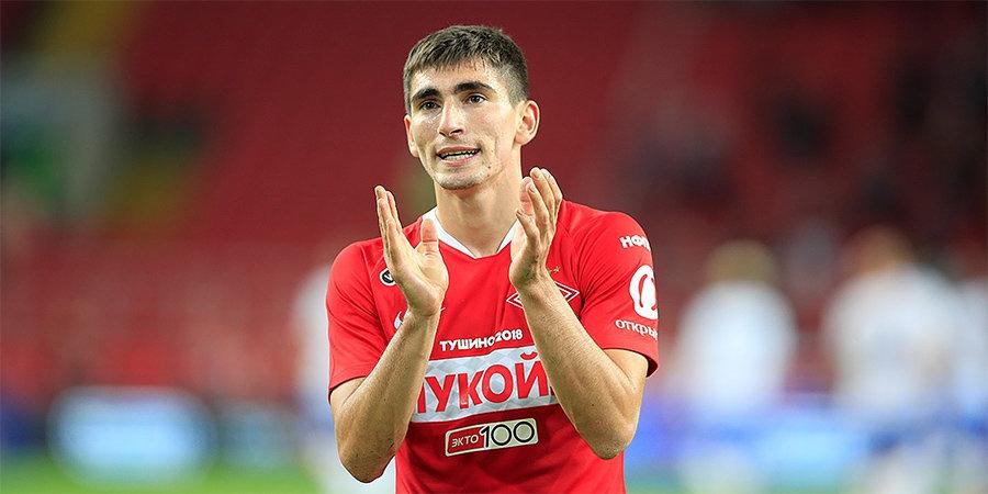 Бакаев сообщил о своем самочувствии