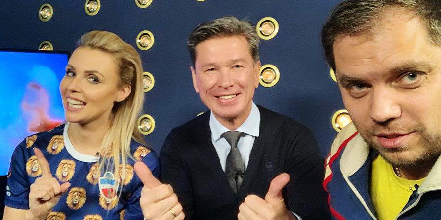 Два журналиста «Матч ТВ» вошли в тройку лучших по итогам сезона КХЛ