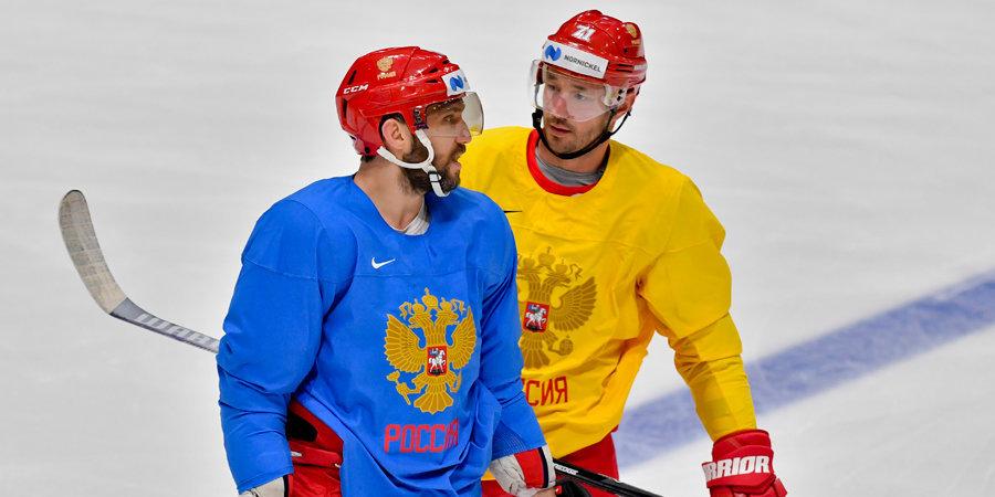 «Не дождетесь моего ухода из сборной». Овечкин, Ковальчук и Воробьев — об итогах чемпионата мира