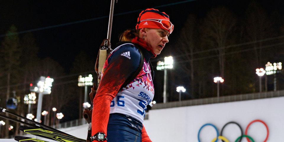 Ольга Вилухина: «Зря радуется чешская биатлонистка. Медали-кровинушки не отдам»