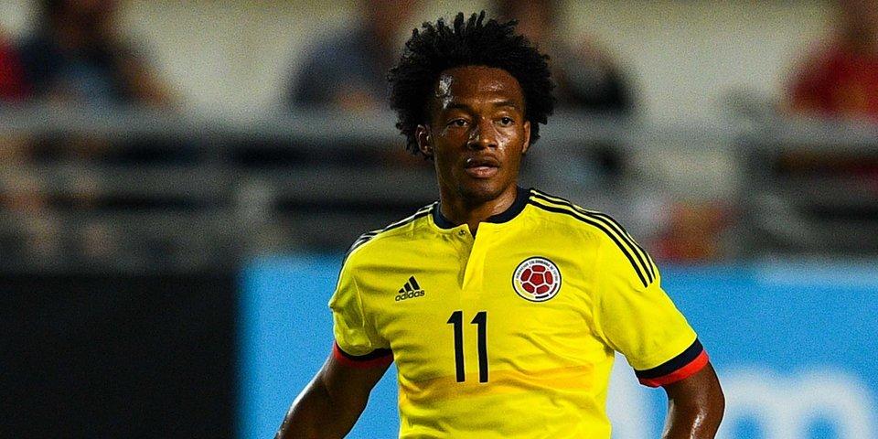 Матч между сборными Колумбии и Японии посетило около 41 тысячи зрителей