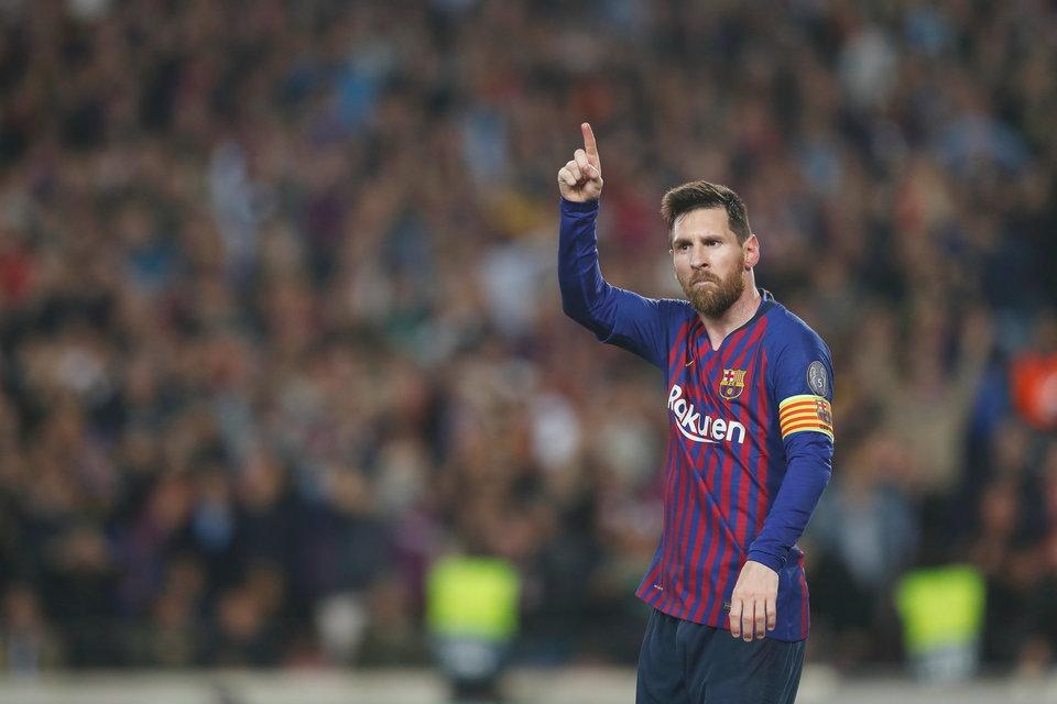 В «Барселоне» опровергли информацию о рецидиве травмы у Месси
