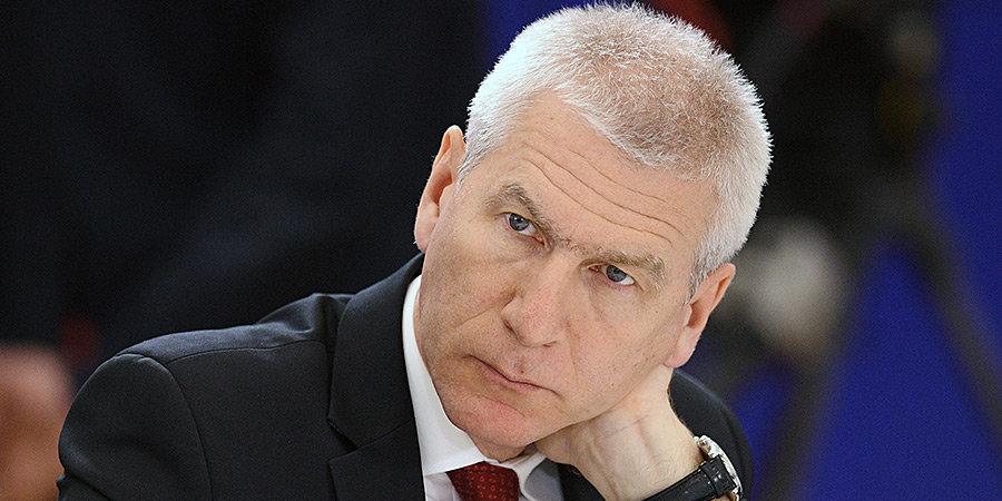 Олег Матыцин назначен министром спорта России