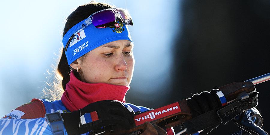 Васнецова и Малиновский выиграли спринты на третьем этапе Кубка России