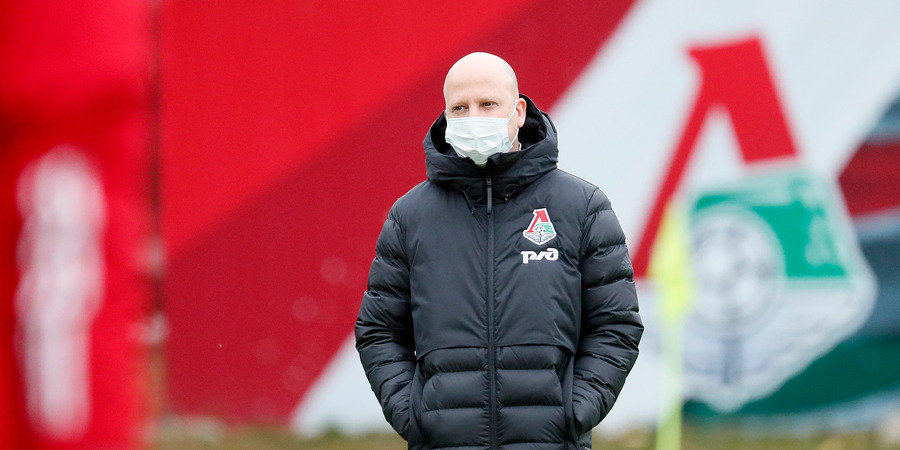 Агент Николича опроверг информацию о намерении тренера покинуть «Локомотив»
