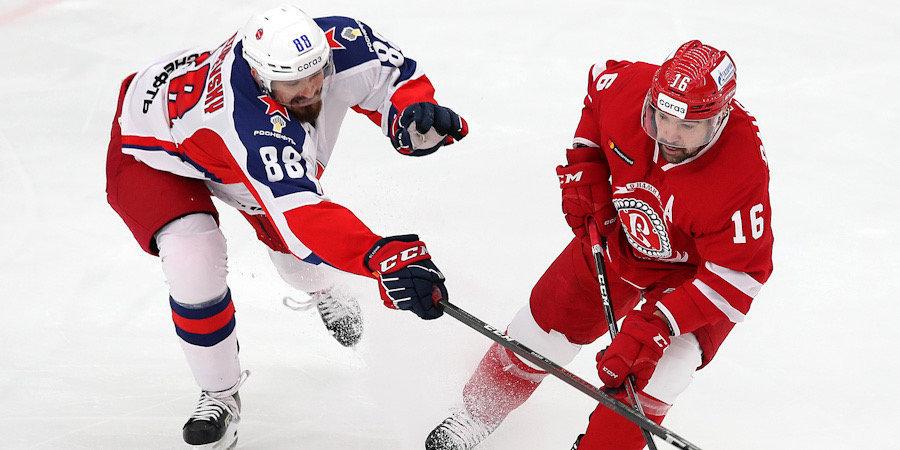 Каспарс Даугавиньш: «Мог принести «Витязю» поражение, а не победу в матче с ЦСКА»