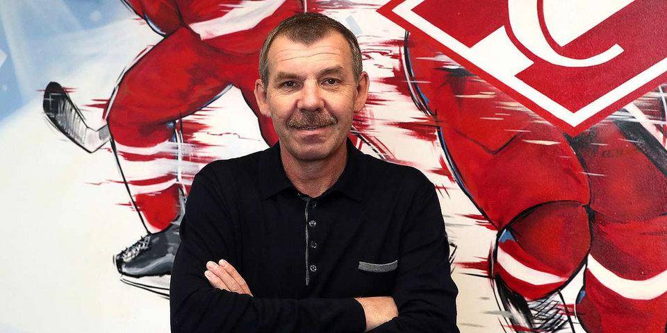 «Спартак» объявил о назначении Знарка на пост главного тренера