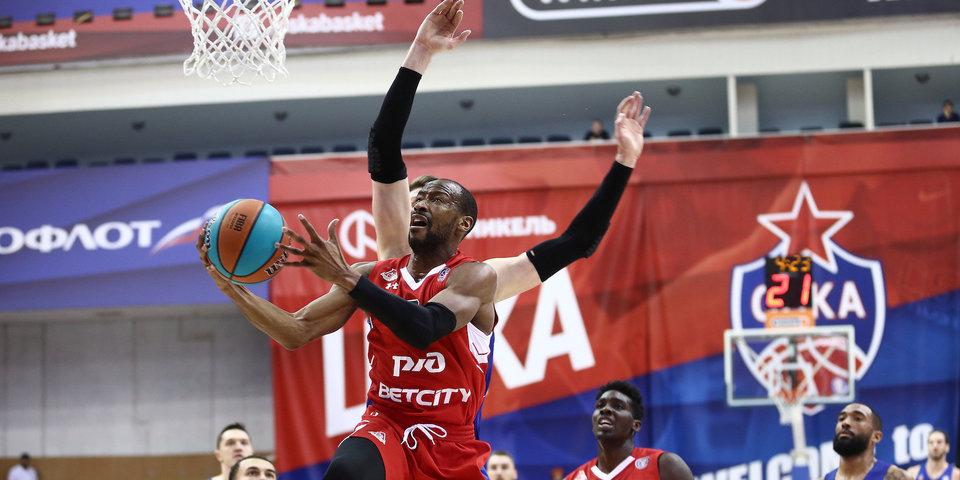 ЦСКА потерял Итудиса, но выиграл у «Локомотива». Как это было