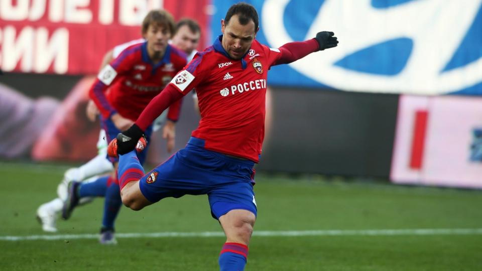 Игнашевич побил рекорд Семака по количеству игр в чемпионатах России