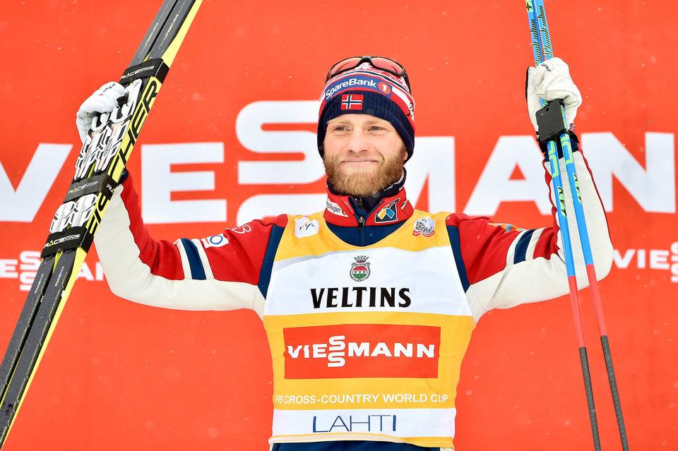 Мартин Сундбю: «Снимаю шляпу перед российскими лыжниками. Они молодые и невероятно сильные»