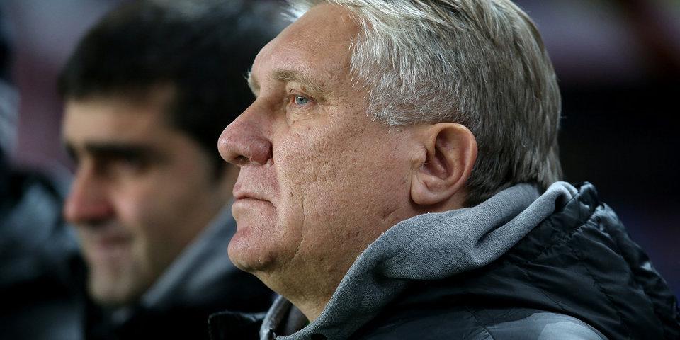 Ташуев — кандидат на пост главного тренера «Чайки»