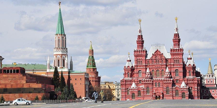 Источник: «Спартак» может провести матч на Красной площади