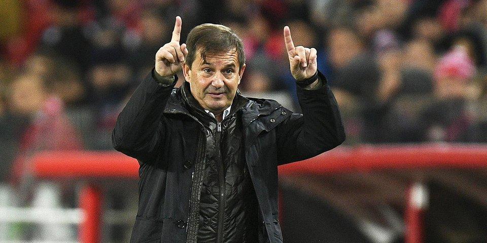 Бывший тренер «Спартака» ответил на критику президента киевского «Динамо»