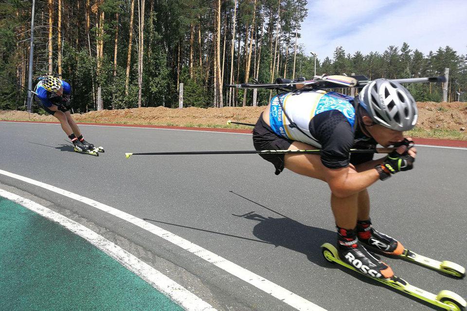 Сучилов выиграл индивидуальную гонку на чемпионате России