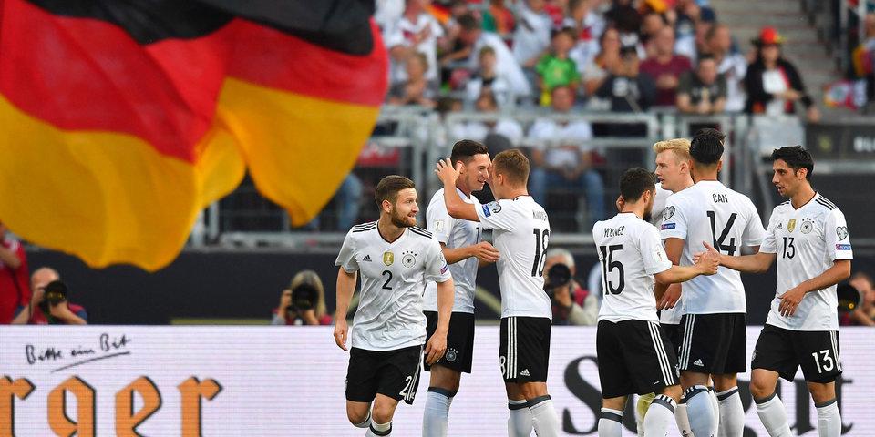Сборная Германии на Кубке конфедераций. Кто эти люди?