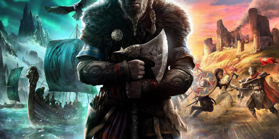 Assassin's Creed Valhalla, DiRT 5. Главные премьеры игровой выставки Microsoft