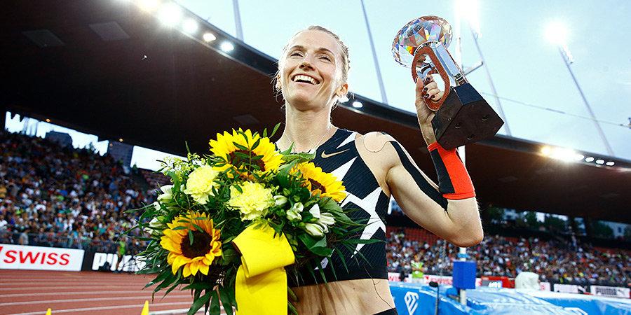 Прыжок на 5,01 метра принес Анжелике Сидоровой победу в финале Бриллиантовой лиги. Золотая попытка и интервью вице-чемпионки Токио