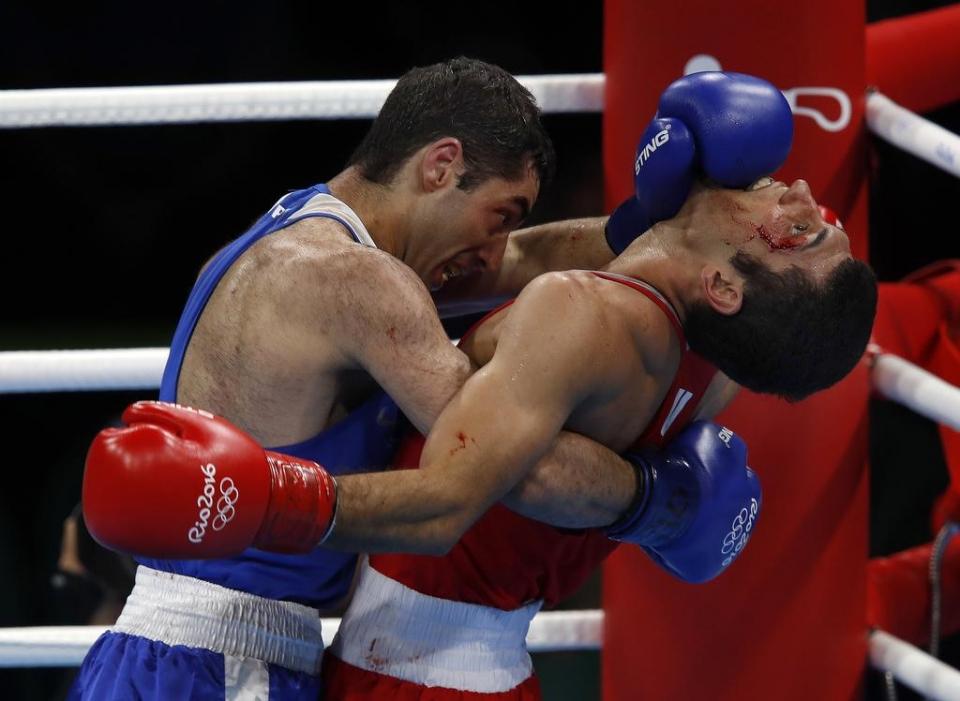 Алоян готов вернуть МОК серебро Олимпиады в Рио