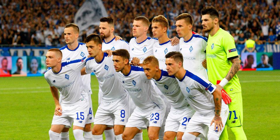 Киевское «Динамо» и «Яблонец» сыграли вничью