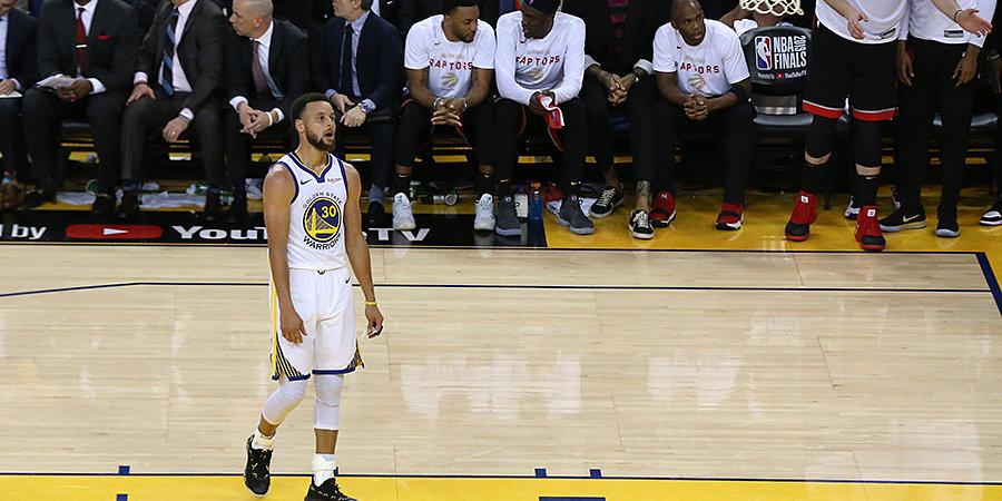 Стефан Карри — о финале НБА: «Кто знает, как завершится эта история»