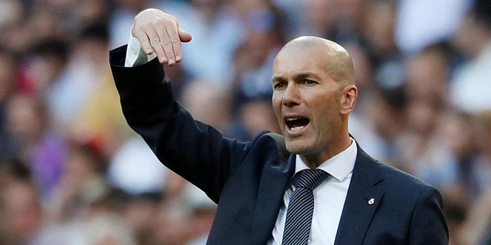 Зидан вернулся по-королевски. Иско и Бэйл забили, а «Реал» обыграл «Сельту»