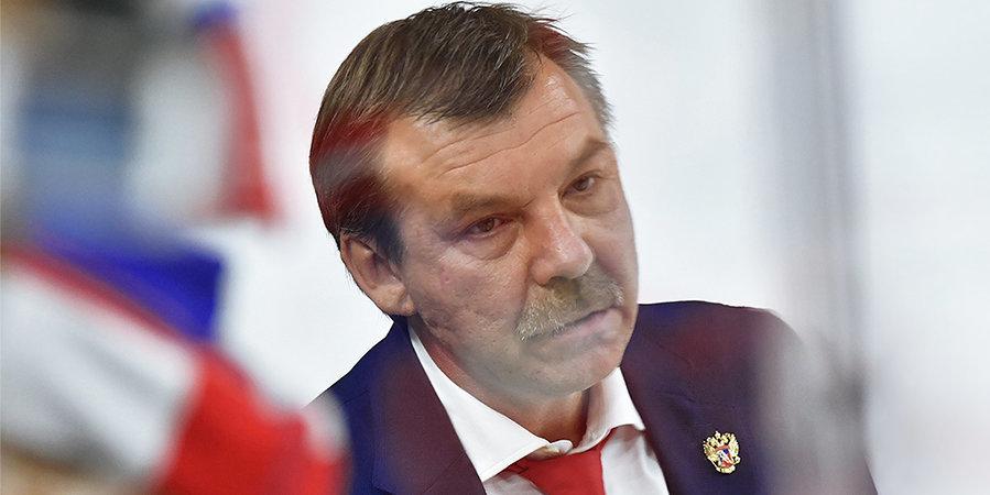 Дарюс Каспарайтис: «Знарок - большой и уважаемый тренер не только в КХЛ, но и в НХЛ»