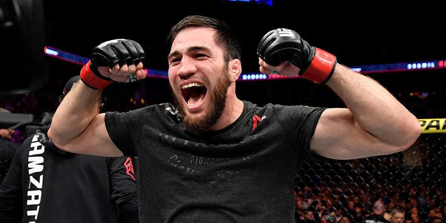 Гамзатов проведет следующий бой в UFC против Сен-Прю