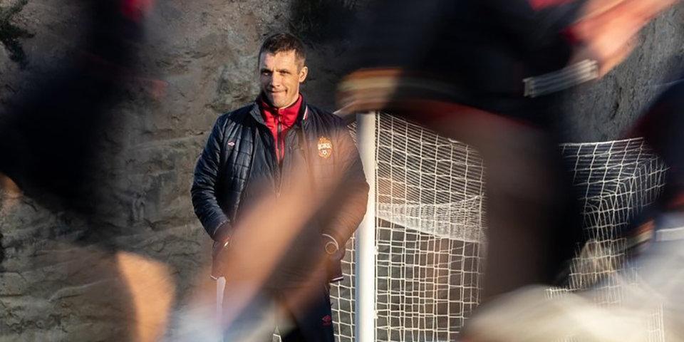 ЦСКА провел тренировку в Будапеште перед матчем с «Сочи»