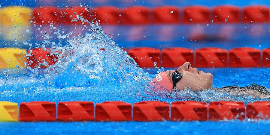 Буткова завоевала бронзу на 150 метров комплексом на Паралимпиаде