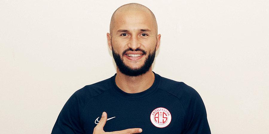 «Антальяспор» уступил «Анкарагюджю» в чемпионате Турции, Кудряшов вышел на замену