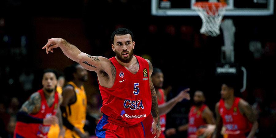 ЦСКА победил «Химки» в первом дерби сезона, не зря там играет человек по фамилии Джеймс. Собрали для вас лучшие моменты матча
