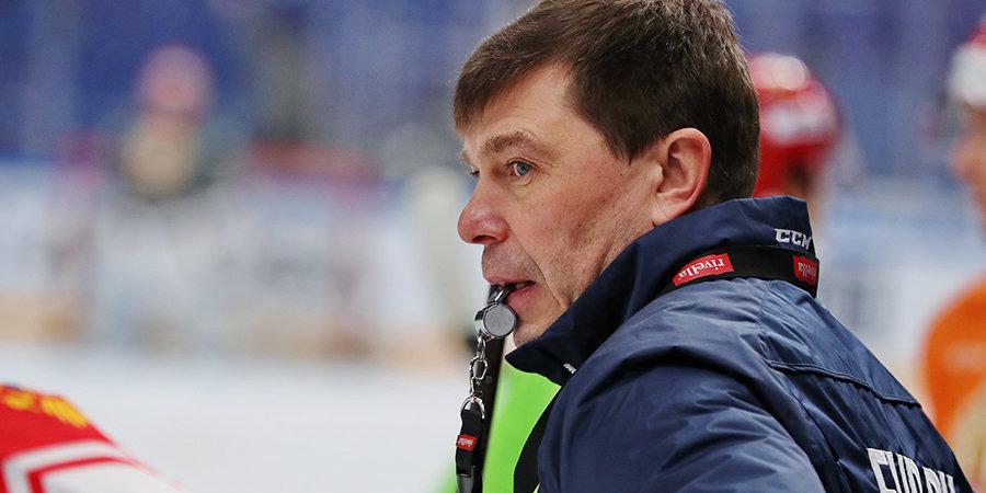 Экс-гендиректор «Динамо»: «Кудашову нужно время для построения чемпионской команды»