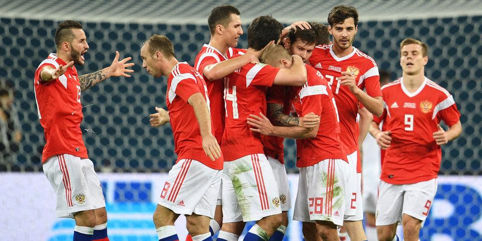 Черчесов огласил состав сборной России на матчи с Францией и Бразилией
