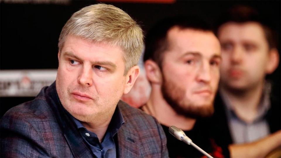 Андрей Рябинский: «Бой против Мчуну покажет, готов ли Лебедев продолжать карьеру»