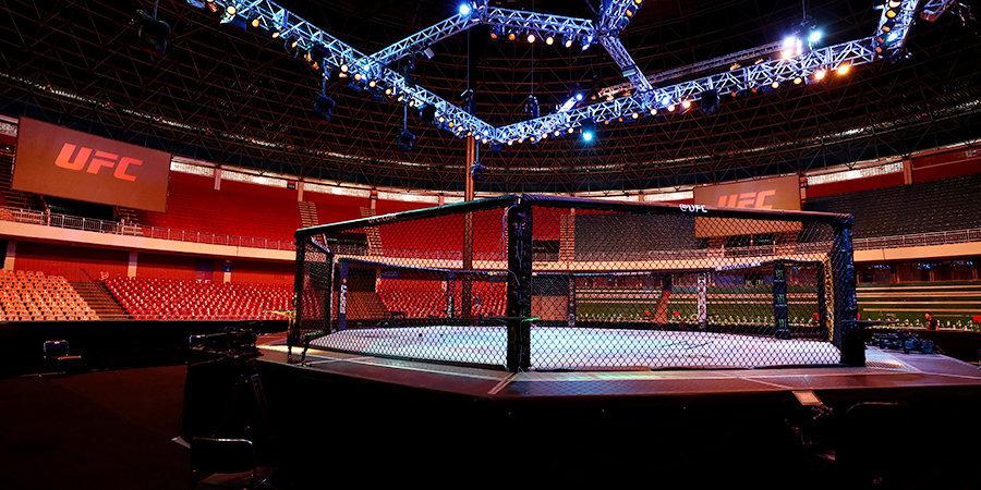 Хизриев дебютирует в UFC боем с бразильцем Турманом