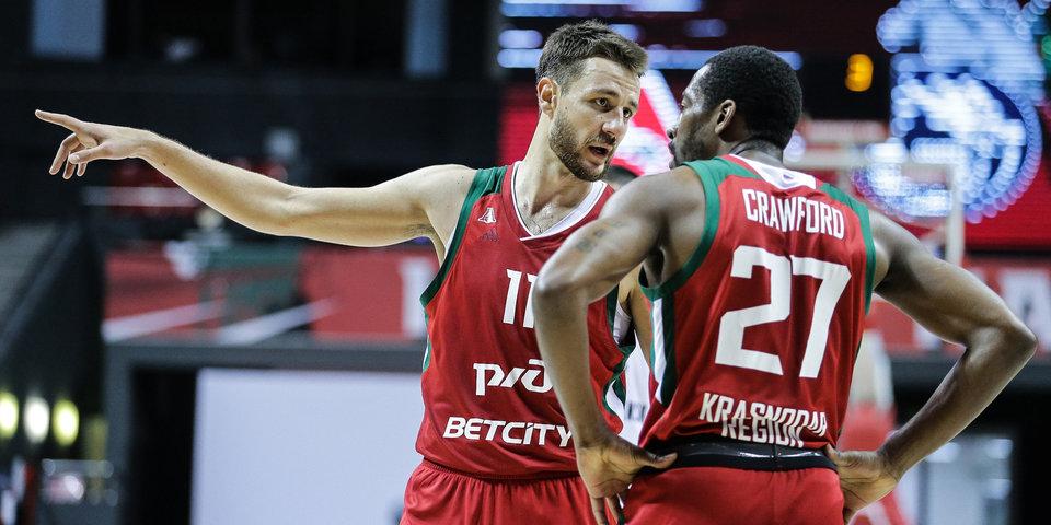 «Локомотив-Кубань» уступил итальянской «Доломити Энергии» в Еврокубке