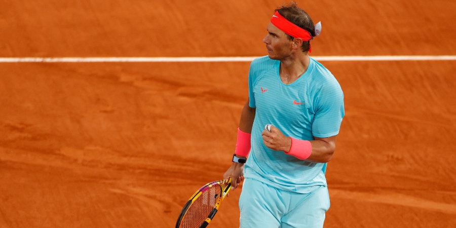 Надаль стал последним четвертьфиналистом «Ролан Гаррос»