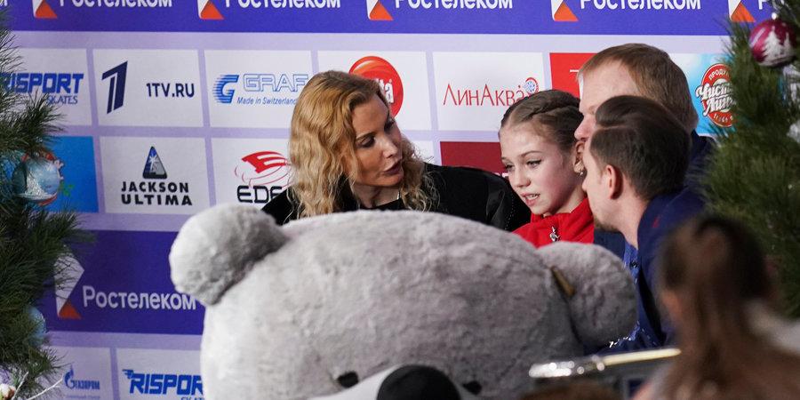 «Важно, чтобы ситуаций, как с Плющенко и Тутберидзе, не было». В Петербурге готовят проект трансферов в фигурном катании