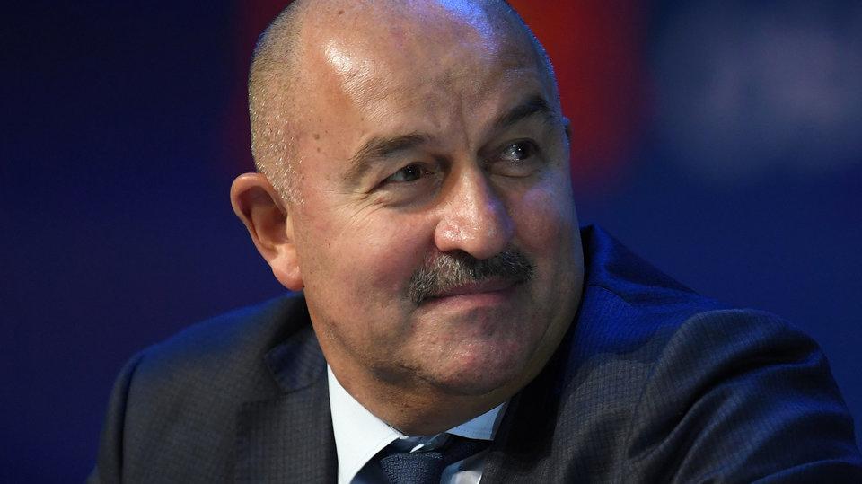 Станислав Черчесов: «Все новые игроки сборной хорошо себя проявляют»