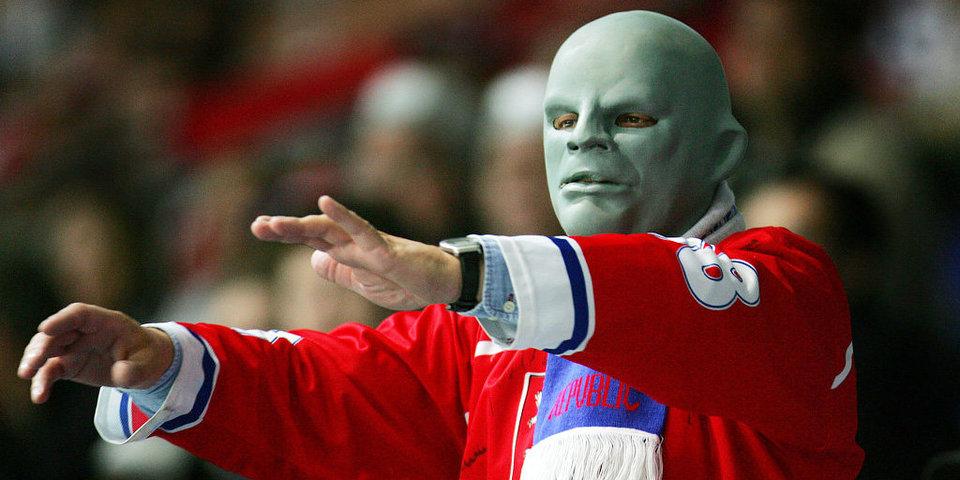 Хоккейные фанаты, которых вы не забудете