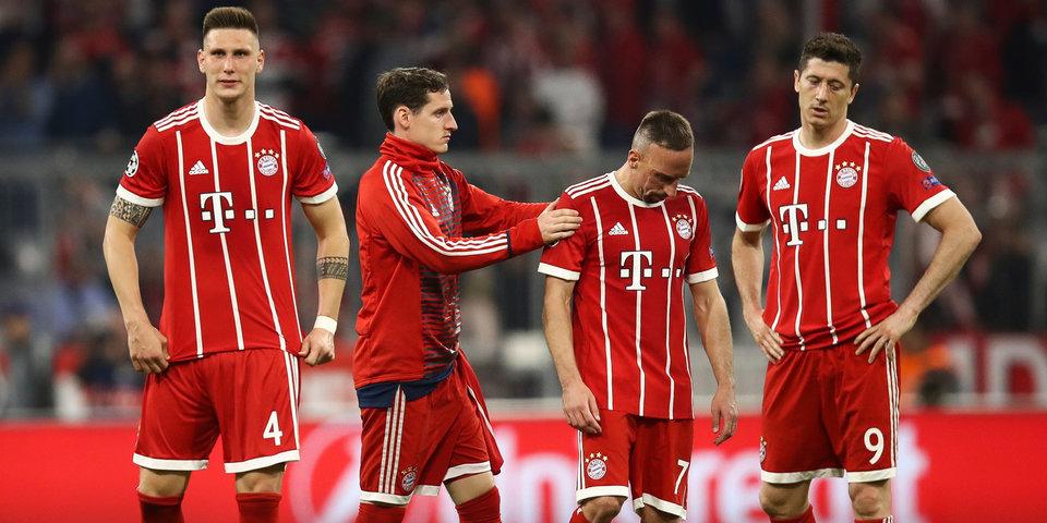 «Бавария» так и не научилась играть с испанскими командами