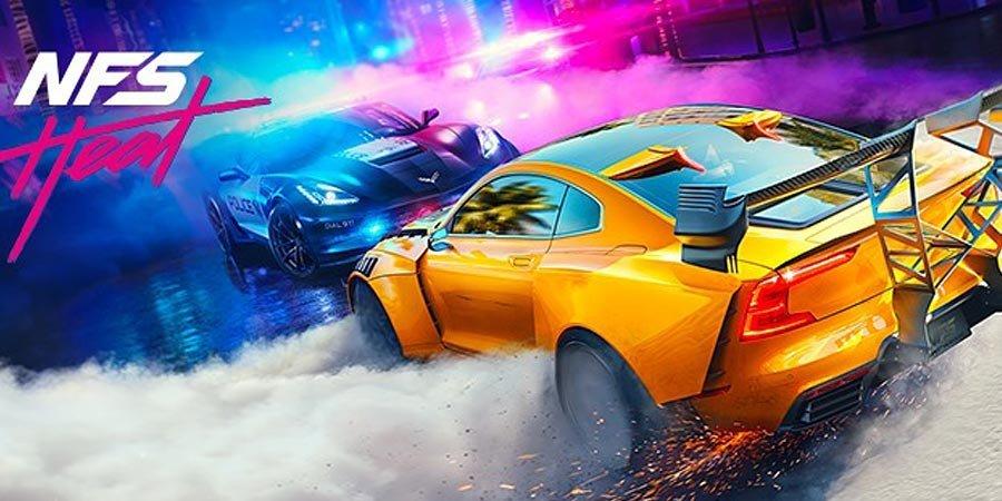 EA выпустила новую часть Need for Speed