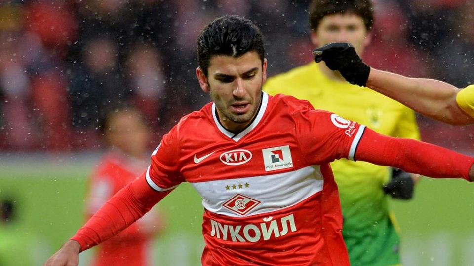 Таски отказался от продления контракта со «Спартаком»
