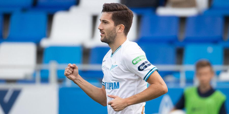 «После «Рубина» мою фамилию поет вся команда». Сутормин — о победе в Красноярске и матче с «Локо»