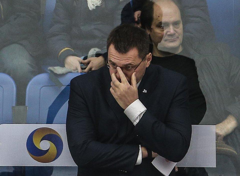 КХЛ дисквалифицировала четырех игроков «Нефтехимика»