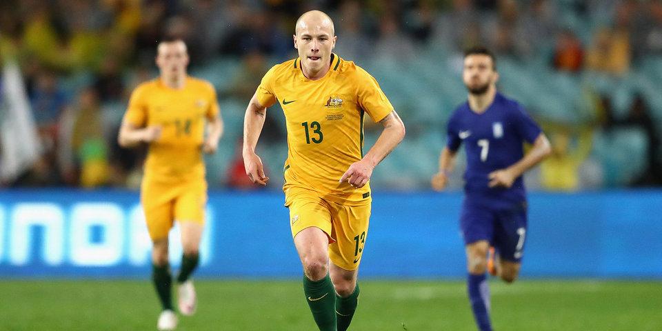 «Хаддерсфилд» выкупил у «Манчестер Сити» хавбека сборной Австралии за 8 миллионов