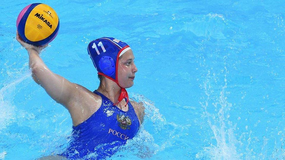 Российские ватерполистки не сумели выйти в финал Мировой лиги