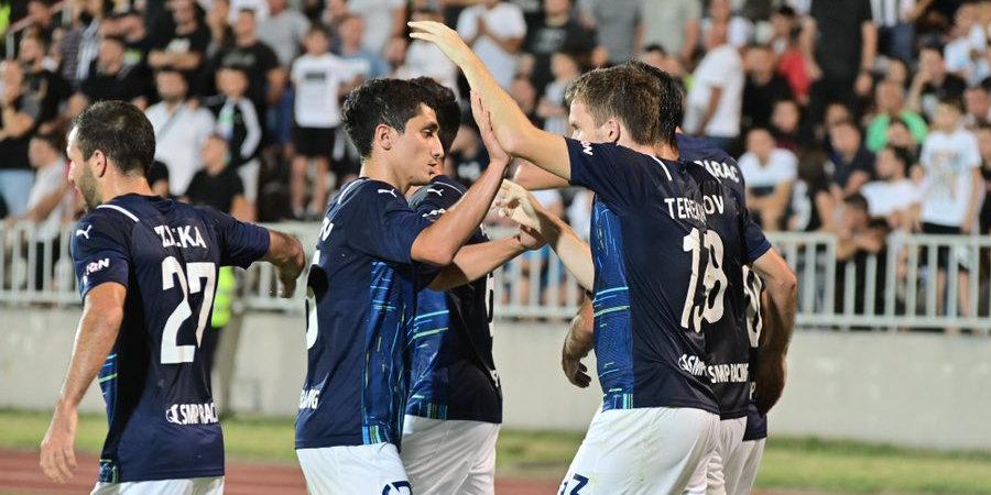 Клубы РПЛ выиграли два из 8 матчей в еврокубках в этом сезоне