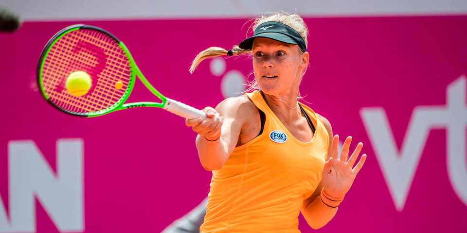 Бертенс – победительница турнира в Швейцарии